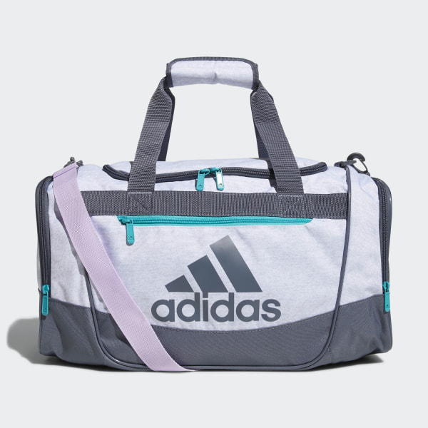 2a4db4561c adidas Defender 3 Duffel Bag Small - White