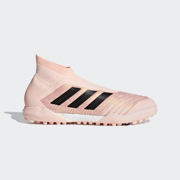 Zapatos de Fútbol PREDATOR TANGO 18+ TF CLEAR ORANGE F18 CORE BLACK TRACE d830ee222502c