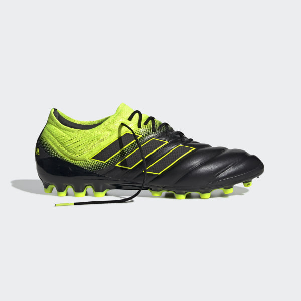 huge selection of ba579 2d958 Copa 19.1 Artificial Grass Boots Core Black  Solar Yellow  Core Black  F35840