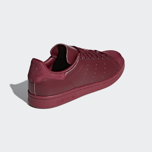 new style a0fea fe519 Stan Smith Shoes Collegiate Burgundy  Collegiate Burgundy  Collegiate  Burgundy B37920