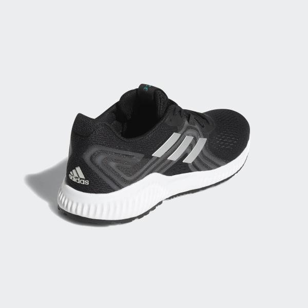Aerobounce 2 Shoes Core Black   Silver Metallic   Hi-Res Aqua AQ0536 39f18fea7