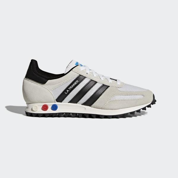 Scarpe LA Trainer OG Vintage White Core Black Clear Brown BY9322 068ed8975c4