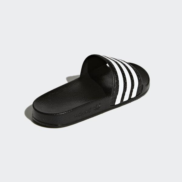 095dfc91738 adilette Slides core black   ftwr white   core black BA7130