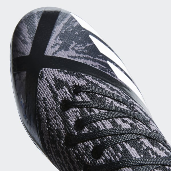 super popular cbfb4 037eb Adizero 5-Star 7.0 X Primeknit Cleats Core Black  Cloud White  Cloud White