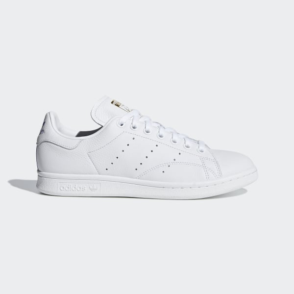 b64ac2e6ba4 Sapatos Stan Smith Ftwr White   Real Lilac   Raw Gold CG6014
