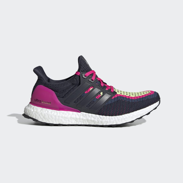 087bc57a0 Ultra Boost Shoes Night Navy   Night Navy   Eqt Pink AF5143