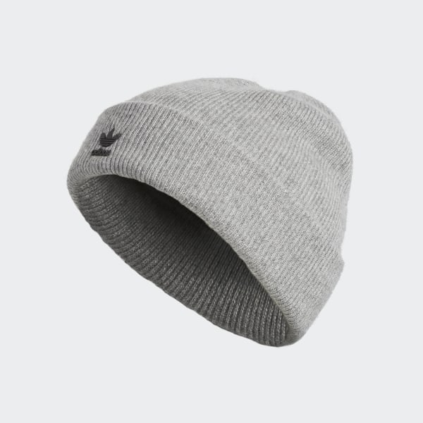 Metal Badge Beanie Medium Grey CK2423 fa6d5d3d7d5