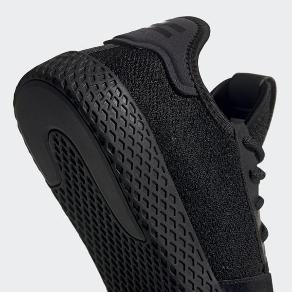 6d8506d8a4f Pharrell Williams Tennis Hu V2 Shoes Core Black   Carbon   Ftwr White DB3326