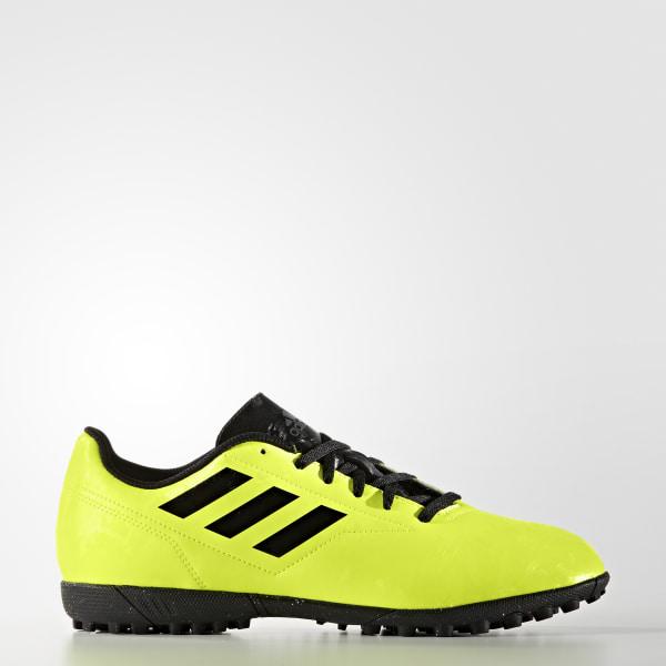 Zapatillas de fútbol Conquisto II Pasto Artificial SOLAR YELLOW CORE  BLACK NIGHT MET. f9cd48acad905