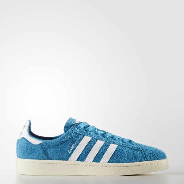 meet 037e4 20a14 Zapatilla Campus Bold Aqua Footwear White Cream White BZ0070