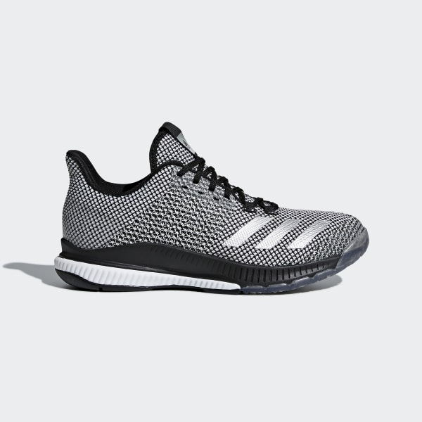 uk availability a18af 5176d Crazyflight Bounce 2.0 Shoes Core Black   Silver Metallic   Cloud White  CP8892
