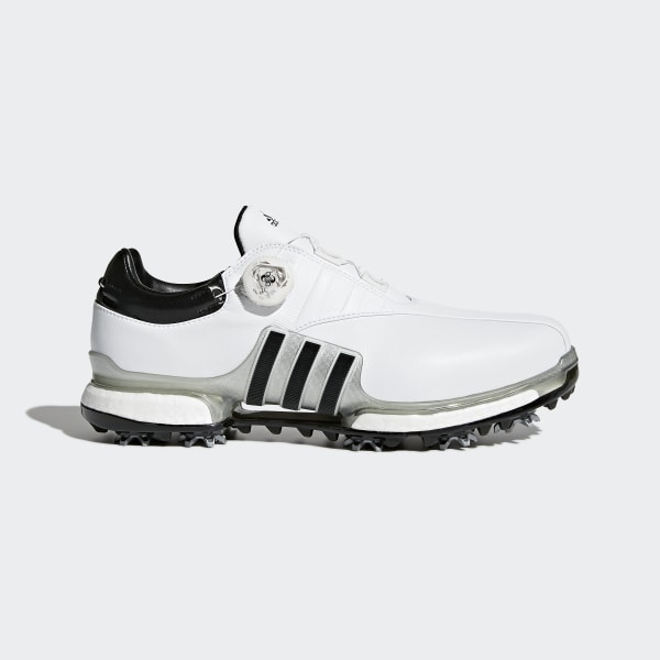 brand new cbb0b 57588 Tour360 EQT Boa Shoes Cloud White  Silver Metallic  Core Black F33619