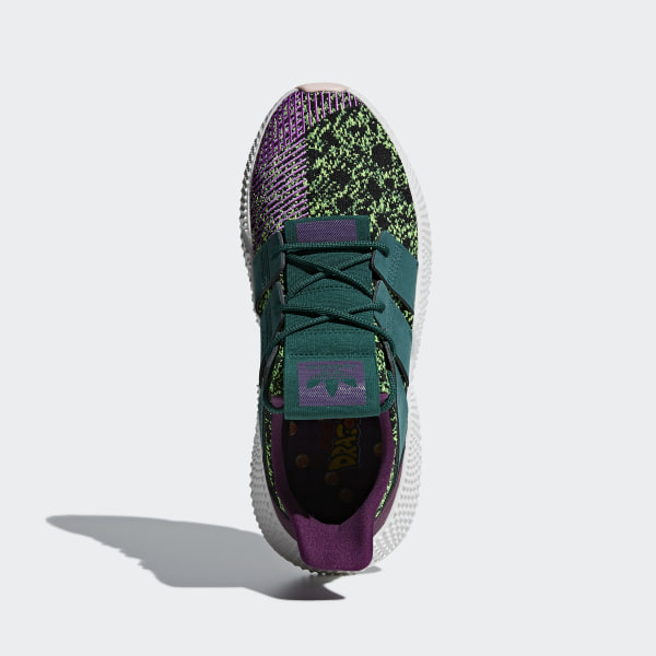 Dragonball Z Prophere Shoes Solar Green   Collegiate Green   Core Black  D97053 870508d45