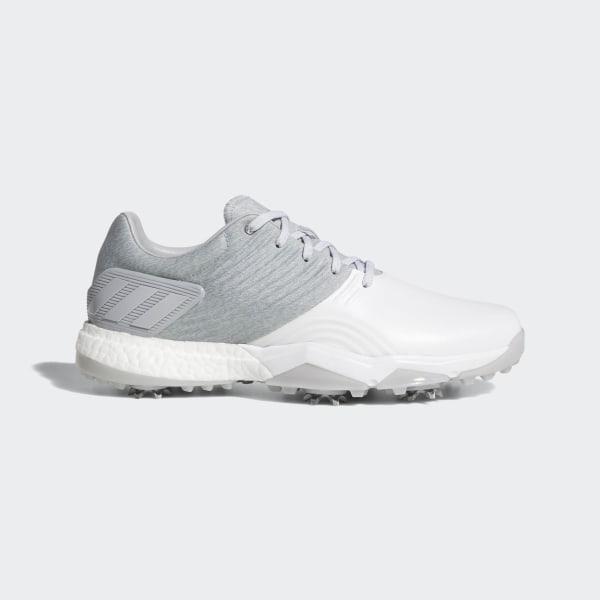 ad1db8a8bb43f3 Adipower 4orged Shoes Clear Onix   Matte Silver   Cloud White DA9319