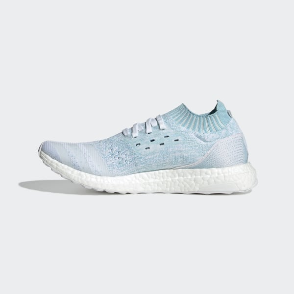 023ce436e Ultraboost Uncaged Parley Shoes Icey Blue   Cloud White   Icey Blue CP9686