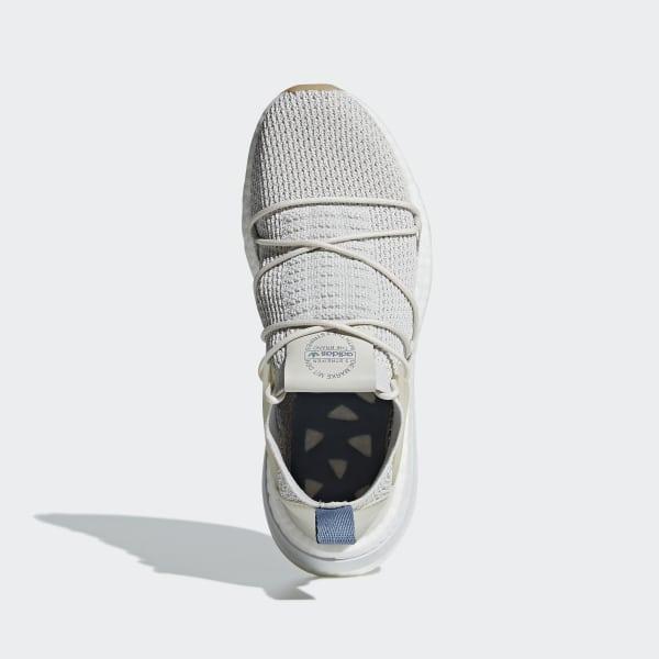 the latest d7828 b25f8 Arkyn Primeknit Shoes Talc  Talc  Linen B96509