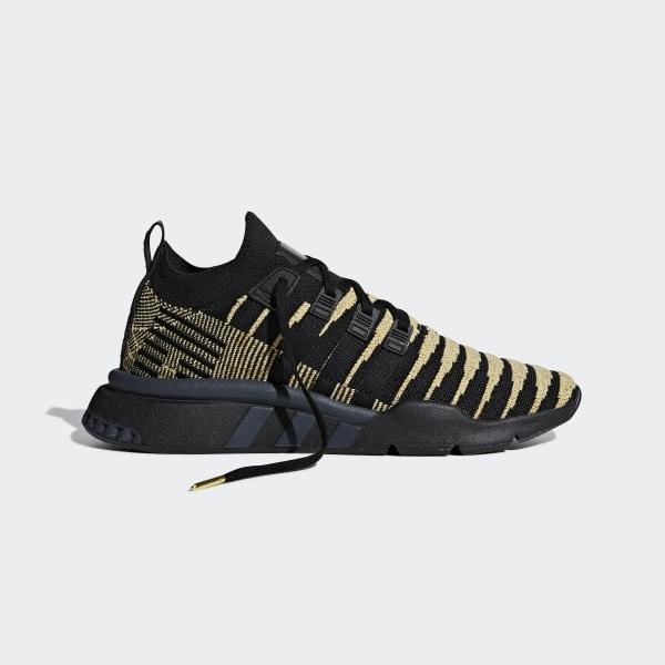 a2b65fa8a11 adidas Dragonball Z EQT Support Mid ADV Primeknit Shoes - Black ...