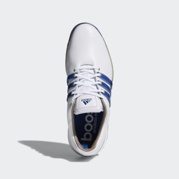 2c869fd9cff4 Tour 360 Boost 2.0 Shoes Cloud White   Collegiate Royal   Silver Metallic  F33626