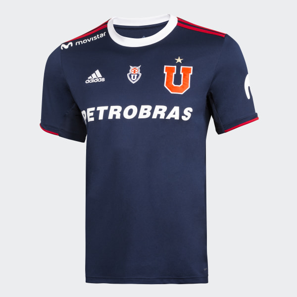 Camiseta de Local Universidad de Chile - Azul adidas  e220c410bf10e