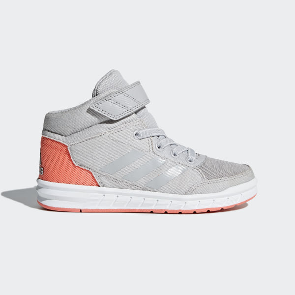 56245ade8a Tênis AltaSport Mid GREY TWO F17 CHALK CORAL S18 FTWR WHITE DA9107