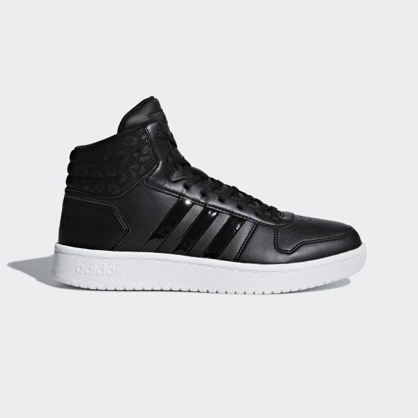 Hoops 2.0 Mid Shoes. C  50C  90. Color  Core Black   Core Black   Carbon 3c13bc425