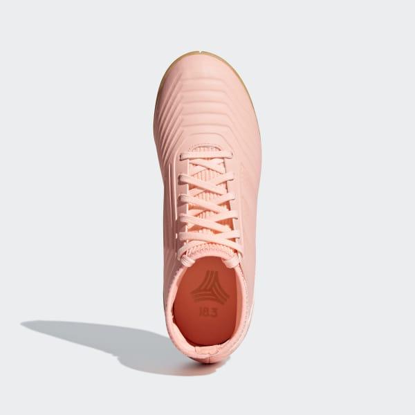 buy online fe428 95cad Predator Tango 18.3 Indoor Fotbollsskor Clear Orange   Clear Orange   Clear  Orange DB2325