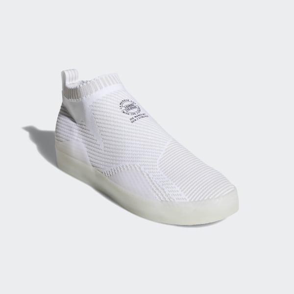 release date 21aa2 64953 3ST.002 Primeknit Shoes Cloud White  Grey  Core Black CG5613