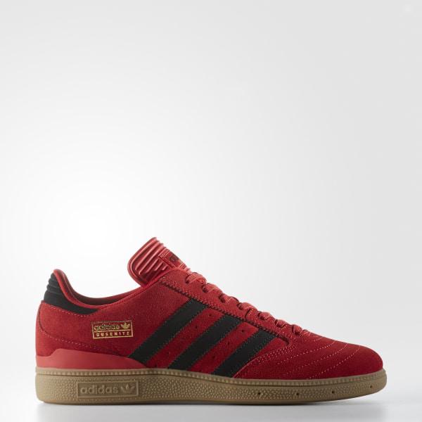 e4a0edc31ed5a Busenitz Shoes Scarlet   Core Black   Gum BY3969