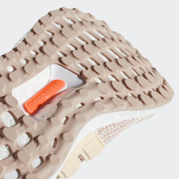 045d46ed476 Ultraboost Shoes Ash Pearl   Linen   Clear Orange BB6497