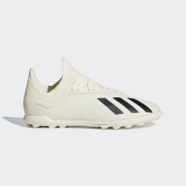 innovative design 04bd7 7b4ef Zapatos de Fútbol X TANGO 18.3 TF J OFF WHITE CORE BLACK GOLD MET