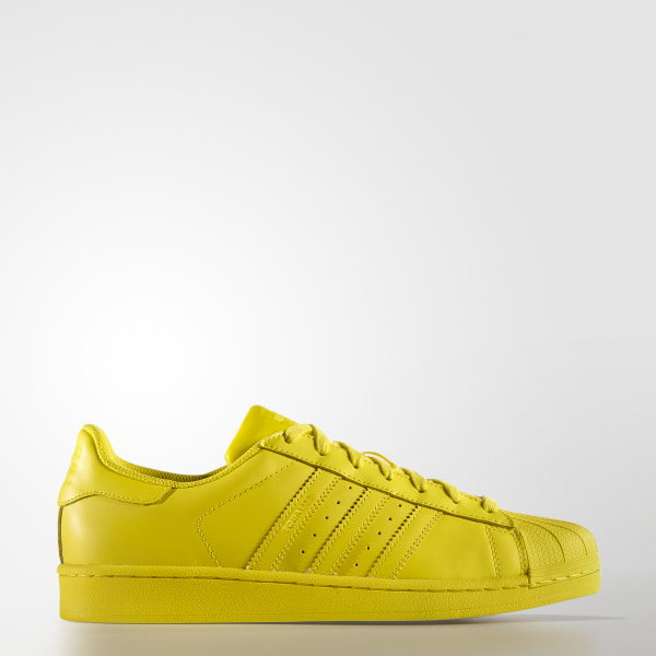 3ba90a835b4 SUPERSTAR SUPERCOLOR PACK BRIGHT YELLOW BRIGHT YELLOW BRIGHT YELLOW S41837