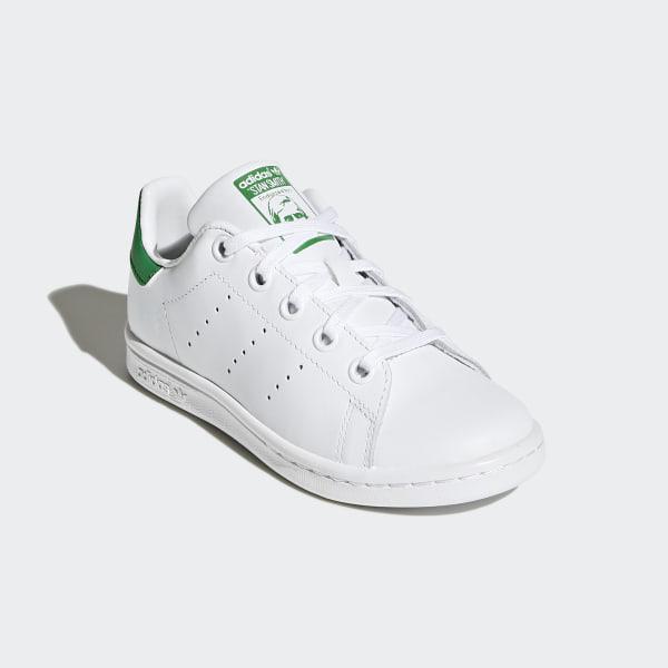 df1cf045f585e Stan Smith Shoes Footwear White Green BA8375