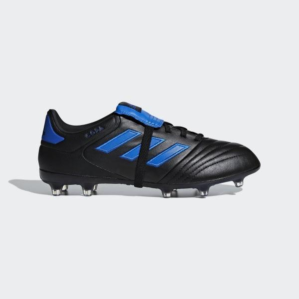 finest selection 8bdb8 f89bf Copa Gloro 17.2 Firm Ground Boots Core Black  Football Blue  Football  Blue DB3429