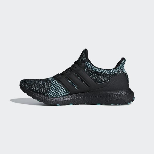 fdb817b16d3 Ultraboost Shoes Core Black   True Green   Gold Metallic EE3733