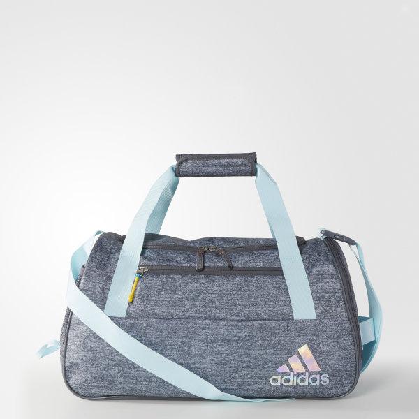 adidas Squad 3 Duffel Bag - Grey  0dfbff1b94b7f