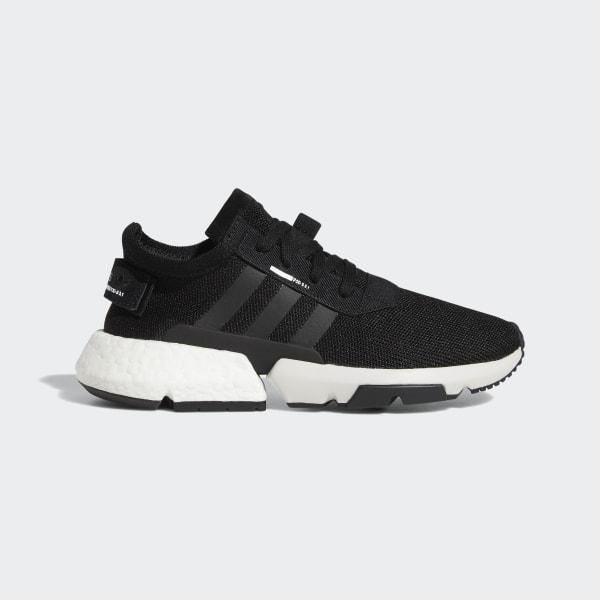 e45f2a725d9cc POD-S3.1 Shoes Core Black   Core Black   Cloud White B37466