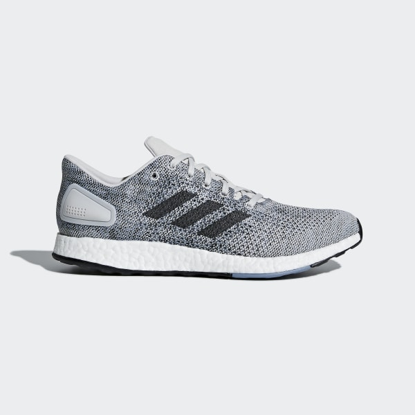 bd49edba9e0dd Pureboost DPR Shoes Grey One   Cloud White   Raw Grey CM8322