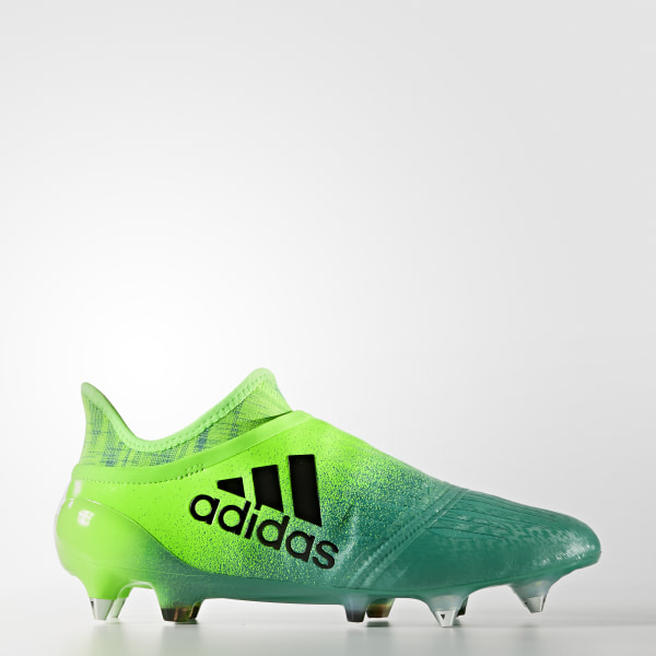 b9ccd4388d8 bota adidas x 16 purechaos ucl dragon fg  x 16+ purechaos sg solar green  core black core green bb1079