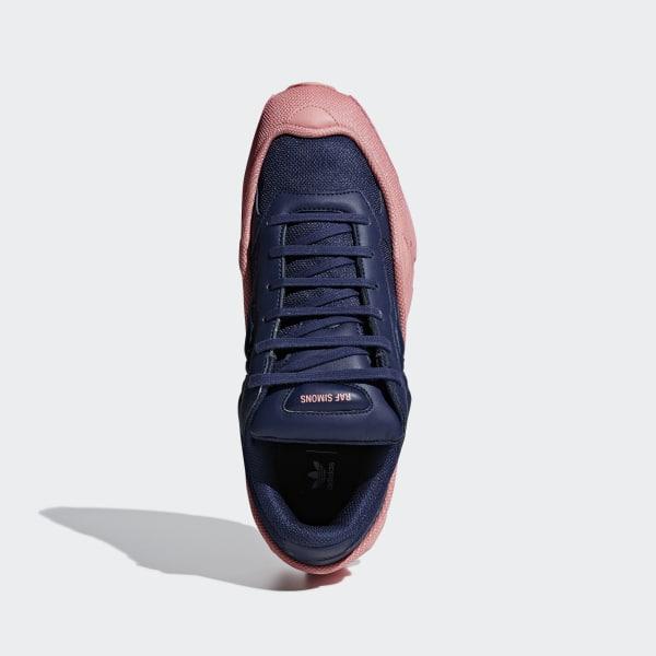 61484292000e12 RS Ozweego Shoes Tactile Rose   Dark Blue   Dark Blue F34268