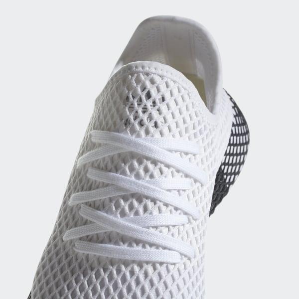 wholesale dealer 75679 3f9ac Deerupt Runner Shoes Ftwr White   Ftwr White   Core Black B41767
