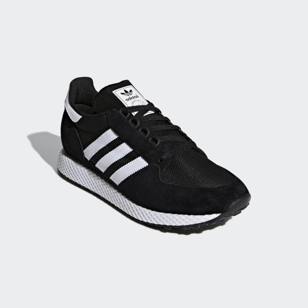 on sale bc411 0a8cc Forest Grove Shoes Core Black   Ftwr White   Core Black B41550