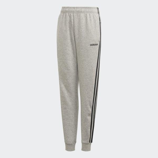 7aab090f02e1 adidas Essentials 3-Stripes Pants - Grey