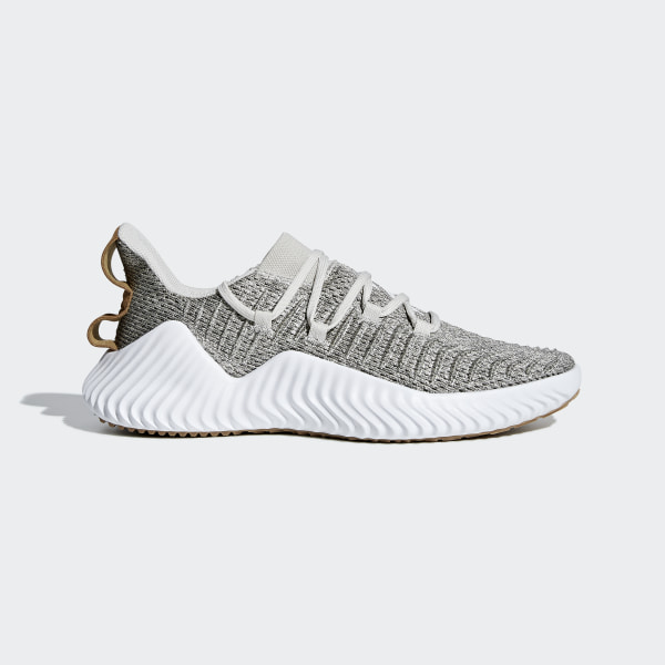 new concept 3483f 9476e Zapatilla Alphabounce Grey  Ftwr White  Raw Desert D96705