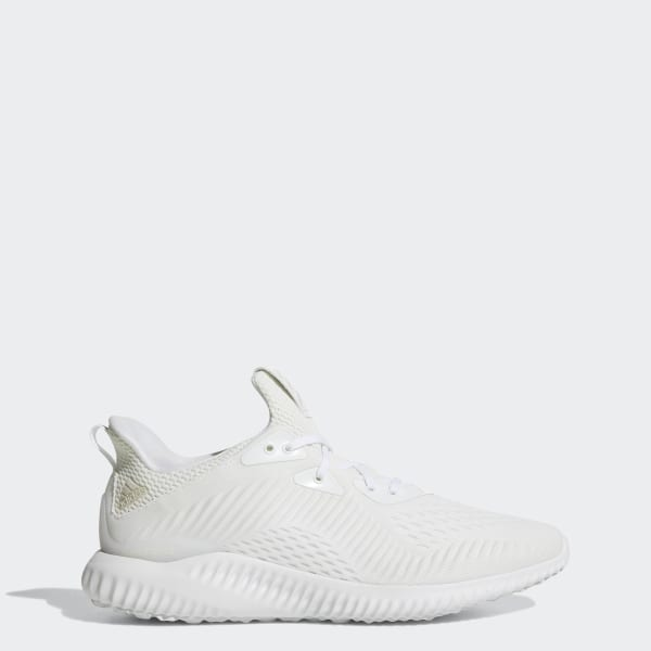 fba34080c8282 Alphabounce EM Shoes Cloud White   Grey One   Core Black BY4426