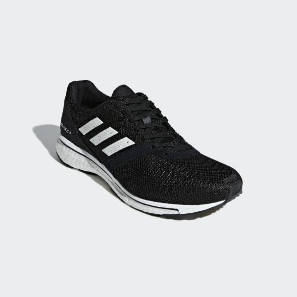 453af45254aa Adizero Adios 4 Shoes Core Black   Ftwr White   Core Black B37312