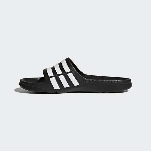 lowest price 4a518 8c466 adidas Duramo Slides - Black  adidas US