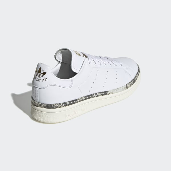 outlet store sale 7169b 61e83 Stan Smith New Bold Shoes Cloud White  Off White  Black DB3348