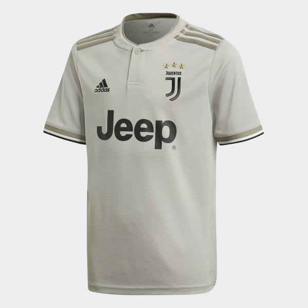 44553b4011606 Jersey Juventus Visitante Niño 2018 SESAME CLAY CF3506