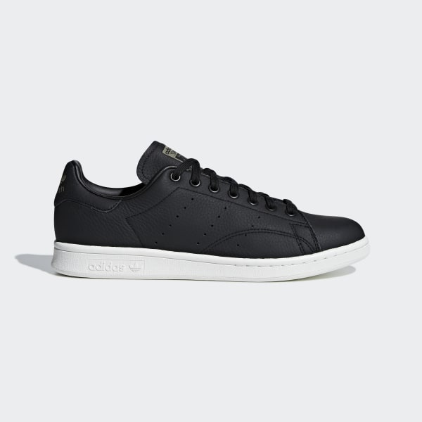 Stan Smith Shoes Core Black   Crystal White   Steel F34072 23d671bbce4b