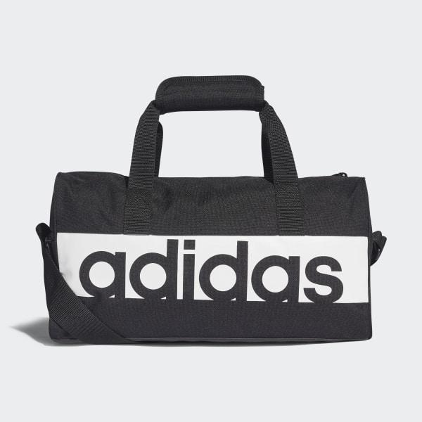 d0aa63ed93 Linear Performance Duffel Bag XS Black Black White S99950